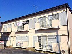 神奈川県横浜市泉区中田南1丁目の賃貸アパートの外観