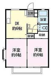 下土狩駅 4.5万円