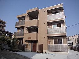 D-roomラ・ヴィレッタ茅ヶ崎[2階]の外観