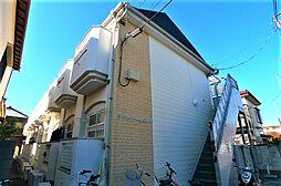 ライトサーム久米川[1階]の外観