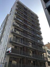 東麻布アパートメント[4階]の外観