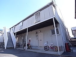 兵庫県神戸市垂水区野田通の賃貸アパートの外観