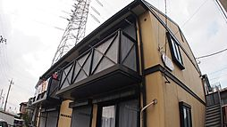 パークハイツヨコテ[1階]の外観