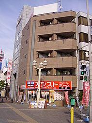 大阪府堺市堺区熊野町東1丁の賃貸マンションの外観