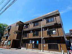 田村マンション[1階]の外観