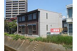 山梨県甲府市飯田四丁目の賃貸アパートの外観