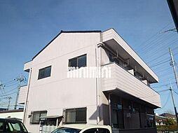 横山ハイツC棟[2階]の外観