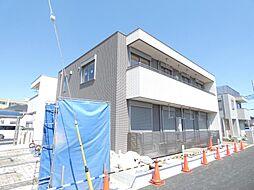 千葉県千葉市花見川区幕張町6丁目の賃貸マンションの外観