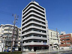 南田辺越部興産ビル[3階]の外観