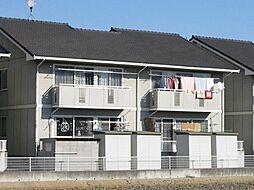 パークサイド新福[A202号室]の外観