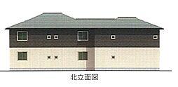 仮)プロヌーブ下古志町[203号室]の外観