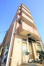 宮城県仙台市青葉区北目町の賃貸マンションの外観