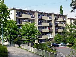 奈良県奈良市中登美ヶ丘1丁目の賃貸マンションの外観