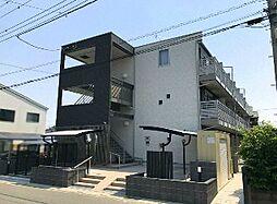 埼玉県東松山市大字宮鼻の賃貸マンションの外観