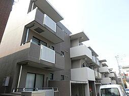 東京都府中市若松町4丁目の賃貸マンションの外観