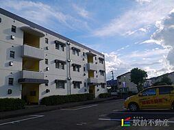 福岡県福岡市早良区原8丁目の賃貸マンションの外観