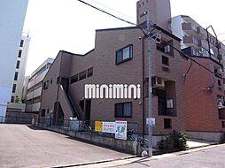 愛知県名古屋市西区栄生2丁目の賃貸アパートの外観