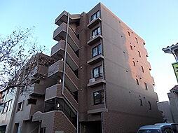 城西FUJIマンション[202 号室]の外観