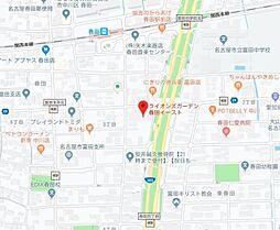 JR関西本線「春田」駅より徒歩3分でアクセス良好な立地です。