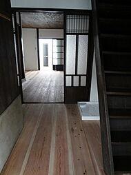 三軒家西2丁目中古テラス 1Kの居間
