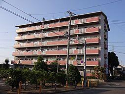 ベルメゾン道明寺[5階]の外観