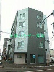 北海道札幌市東区北十八条東16丁目の賃貸マンションの外観