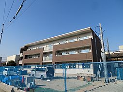 サニーレジデンス稲田本町[2階]の外観