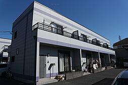 プレジデント新栄II番館[H号室]の外観