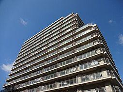 ファミールハイツ北大阪5号棟[11階]の外観