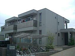 ローランウエスト[1階]の外観