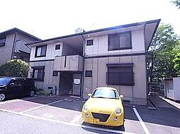 兵庫県神戸市垂水区南多聞台4丁目の賃貸アパートの外観