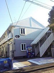 東京都江戸川区東葛西1丁目の賃貸アパートの外観