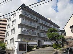 広島県広島市西区古江西町の賃貸マンションの外観