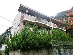 パークハイツ妙見[3階]の外観
