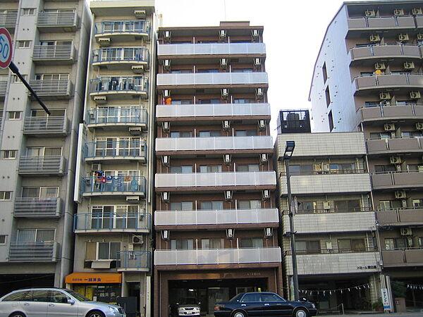 ルミネ東白島 4階の賃貸【広島県 / 広島市中区】