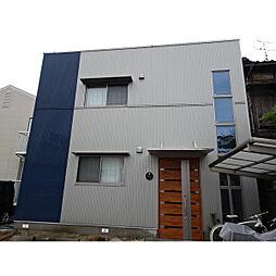 新潟県新潟市中央区関屋田町3丁目の賃貸アパートの外観