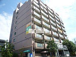 アパートメントハウス朴の樹[4階]の外観