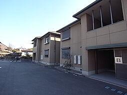 兵庫県加西市北条町西南の賃貸アパートの外観