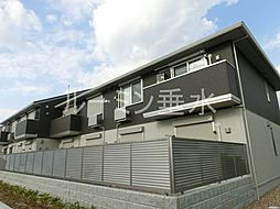 サニーコート加佐B棟[2階]の外観