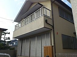[一戸建] 神奈川県茅ヶ崎市浜竹4丁目 の賃貸【/】の外観