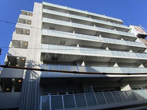 クリプトメリア日本橋[7階]の外観