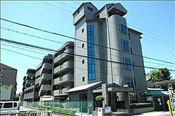 大阪府茨木市沢良宜西1丁目の賃貸マンションの外観