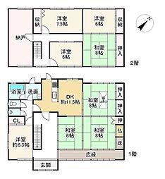 東海道・山陽本線 能登川駅 徒歩11分