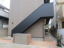 愛知県名古屋市南区豊1丁目の賃貸アパートの外観
