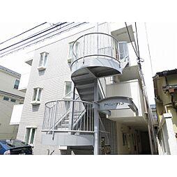 アベニューフラット[2階]の外観