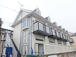北小金第15レジデンス[1階]の外観