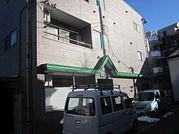 パピヨン[3階]の外観