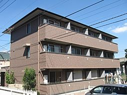 埼玉県さいたま市桜区西堀9丁目の賃貸アパートの外観