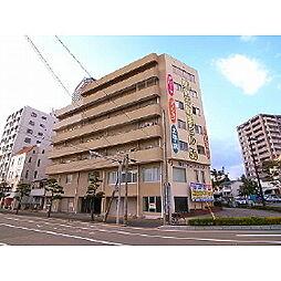 福岡県久留米市中央町の賃貸マンションの外観