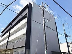 大阪府堺市北区北長尾町8丁の賃貸マンションの外観